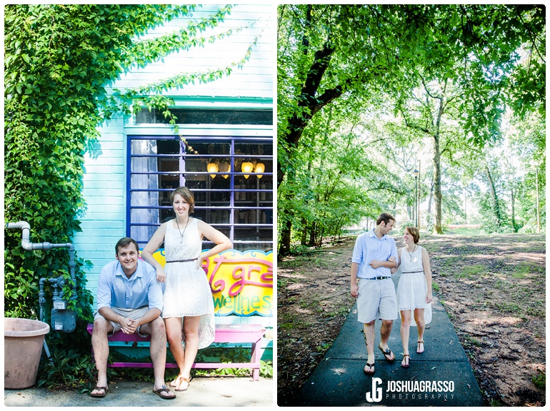 Candler Park Engagement Session // Atlanta Wedding Photography