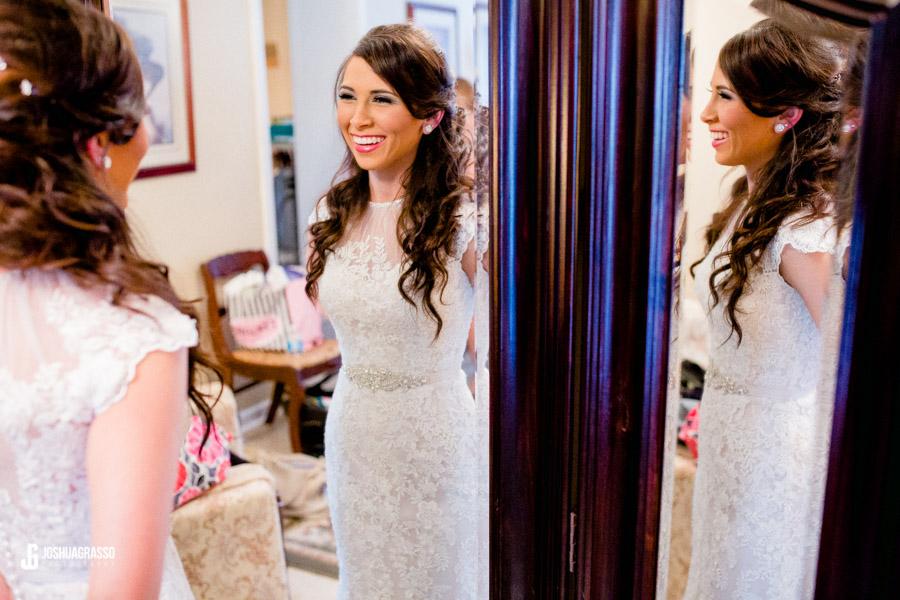 Rosewood Wedding Pinson alabama mirrors