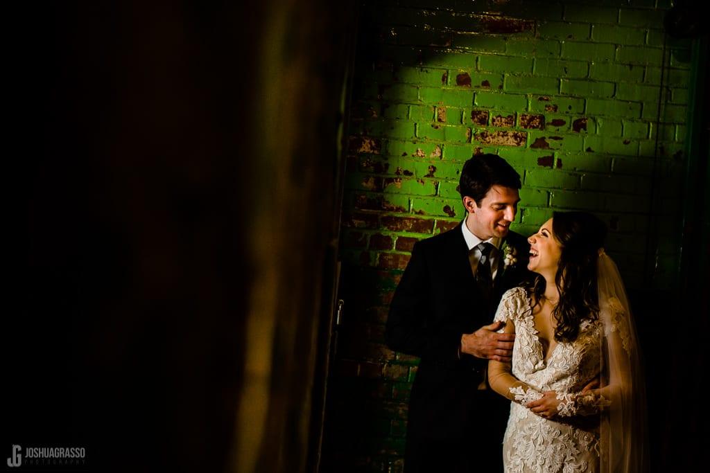 The engine room wedding couple photo monroe georgia