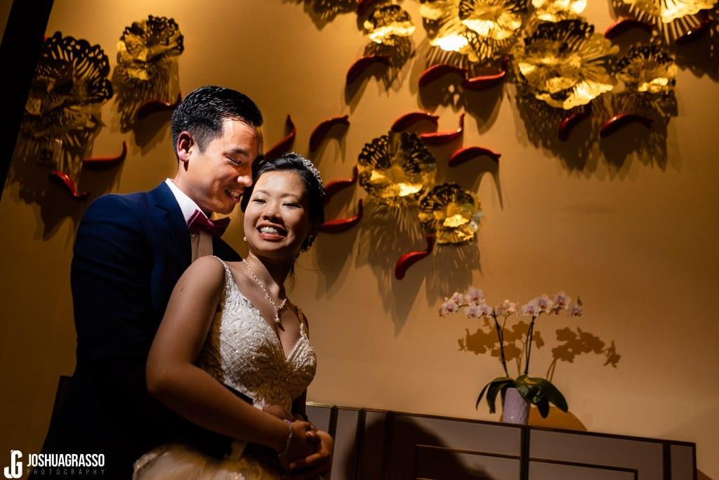 Royal China Wedding Portrait in duluth near atlanta