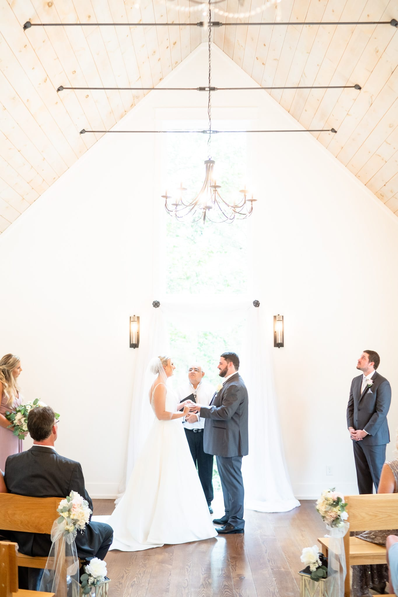 Juliette Chapel Wedding ceremony