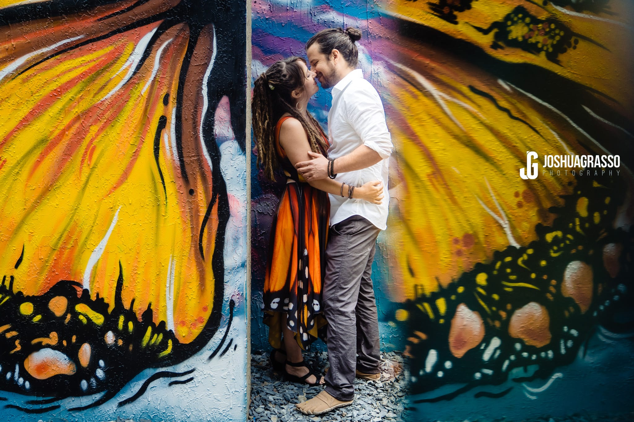 Beltline engagement session