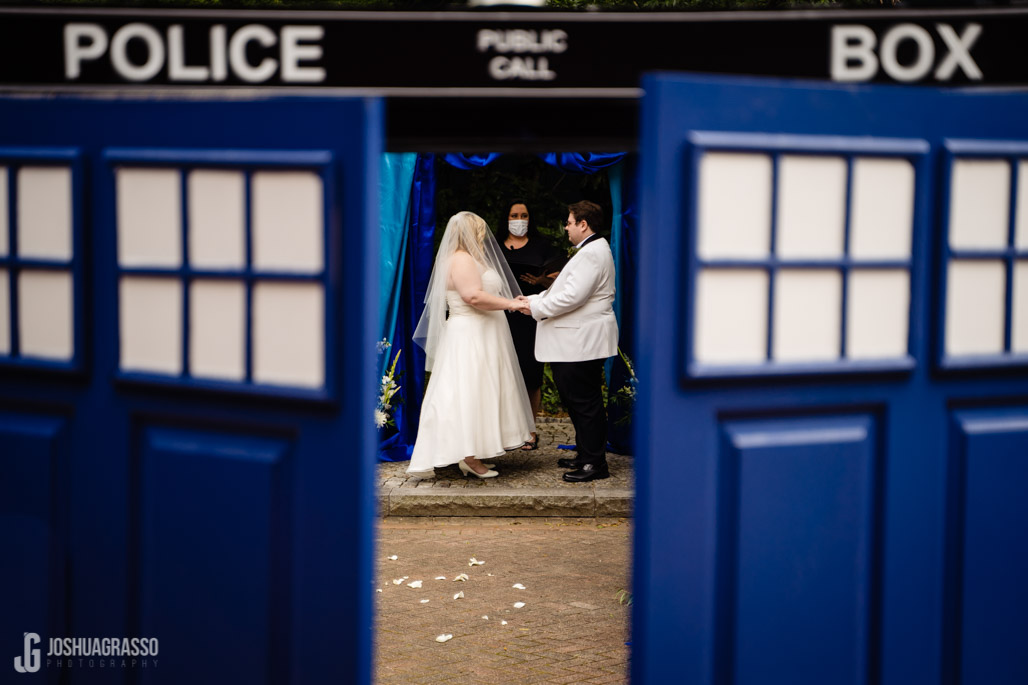 doctor who wedding ceremony