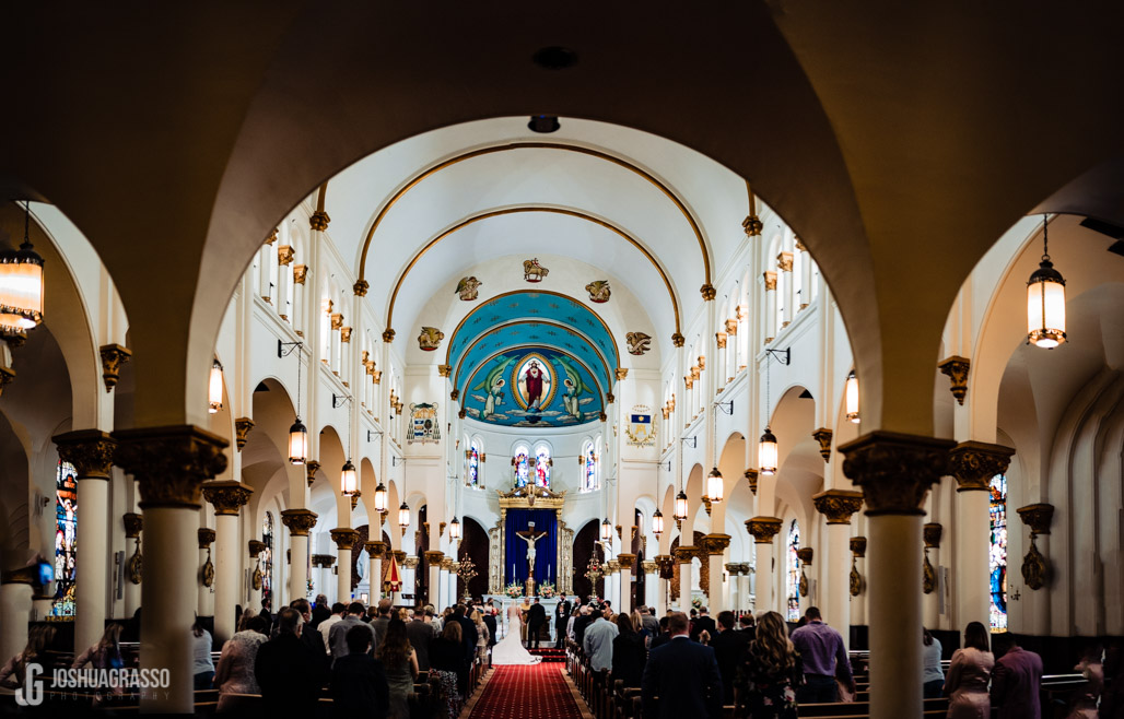 basilica of the sacred hear of jesus christ atlanta wedding